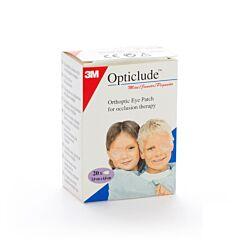 3M Opticlude Junior 20 Pleisters