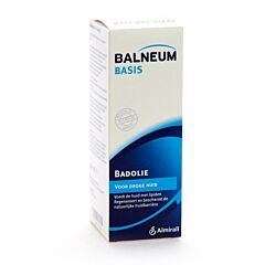 Balneum Basis Huile de Bain Peaux Sèches Flacon 200ml