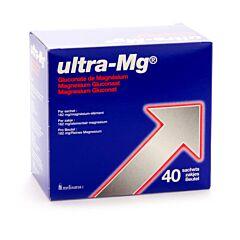Ultra-Mg 40 Zakjes
