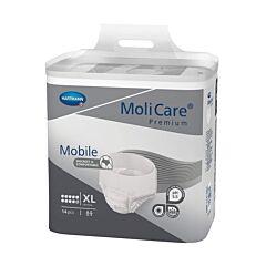 MoliCare Premium Mobile Incontinentieslip - 10 Druppels - Extra Large 14 Stuk