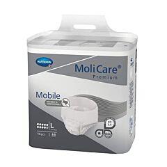 MoliCare Premium Mobile Incontinentieslip - 10 Druppels - Large 14 Stuks