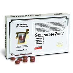 Pharma Nord Selenium + Zinc 90 Comprimés