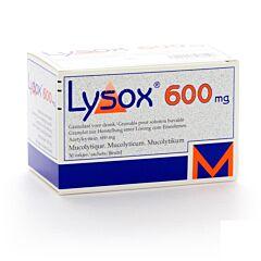 Lysox 600mg 30 Sachets