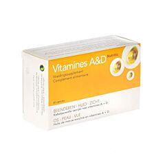 Revogan Nutritic Vitamine A + D 60 Capsules