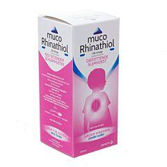 Muco Rhinathiol Kind Zonder Suiker Siroop 200ml