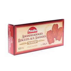 Prodia Amandelkoekjes + Maltitol 125g