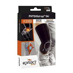 Epitact Kniebescherming Physiostrap Ski Large 1 Stuk