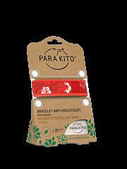 Parakito Graffic Rood HawaÏ Armband + 2 Vullingen