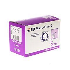 Bd Microfineplus Aig Stylo Tw 50mm 31g 100 320794