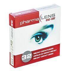 Pharmalens One Day -8,00 32 Stuks