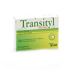 Transityl Instant 2mg 30 Comprimés Orodispersibles
