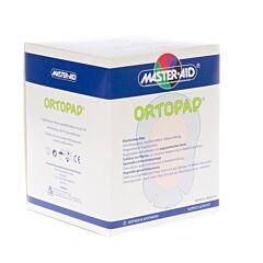 Ortopad Medium Wit Oogkompres 50 Stuks