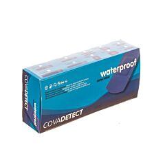 Cova Detectiepleister Blauw Waterproof 2x18cm 100 Stuks