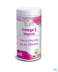 Be-Life Omega 3 Magnum 90 Gélules