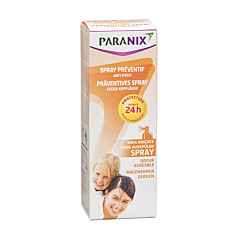 Paranix Protection contre Poux Spray Répulsif 100ml
