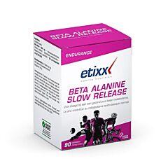 Etixx Endurance Beta Alanine Slow Release 90 Comprimés