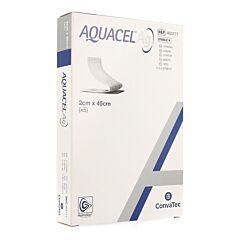 Aquacel Ag Pans Hydrofiberplusrenfort Fibre 2x45cm 5
