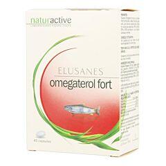 Naturactive Elusanes Omegaterol Fort 45 Gélules