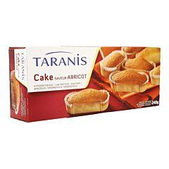 Taranis Cake Saveur Abricot 6x40g