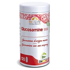 Be-Life Glucosamine 1500 120 Gélules