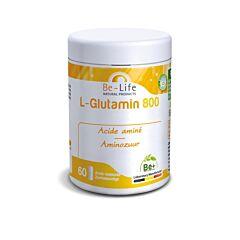 Be-Life Glutamin 800 60 Capsules