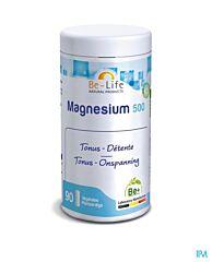 Be-Life Magnesium 500 Tonus & Détente 90 Gélules