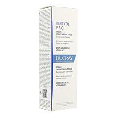 Ducray Kertyol P.S.O Crème Kératoréductrice Tube 100ml