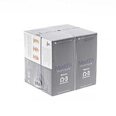 Morepa Platinum Duopack Caps 60