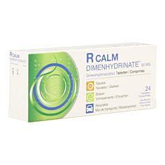 R Calm Dimenhydrinate 24 Comprimés