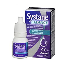 Systane Balance Hydraterende Oogdruppels 1x10ml