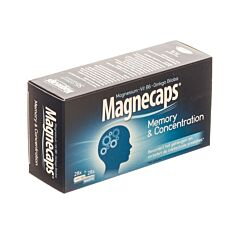 Magnecaps Memoryconcentration Caps 56