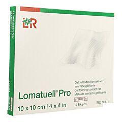 Lomatuell Pro Compresse Ster 10x10cm 10 30871