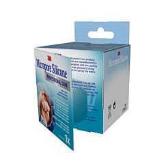3M Micropore Silicone Tape 5,0cmx5,0m 1 Stuk