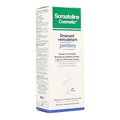 Somatoline Cosmetic Drainant Remodelant Jambes Tube 200ml