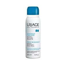 Uriage Déodorant Fraîcheur Peaux Sensibles Spray 125ml