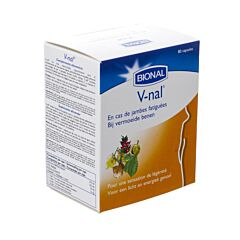 Bional v-nal caps 80