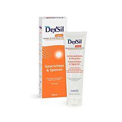 Dexsil Forte Articulations Silicium Organique + MSM Glucosamine Chondroïtine Gel Corporel Tube 100ml