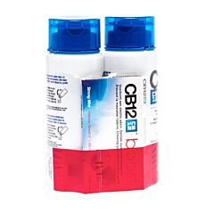 CB12 Halitosis Duo 250ml + Boost Gratis