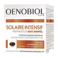 Oenobiol Zon Intensief Anti-Rimpel 30 Capsules