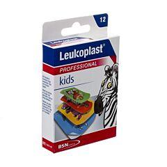 Leukoplast Kids Assortiment 12 Stuks
