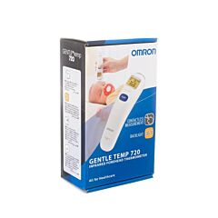 Omron gentle temp 720 thermometre front.infrarouge