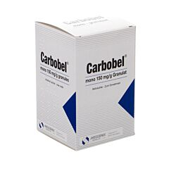 Carbobel Mono 150mg/g Granulaat 70g