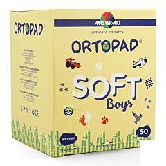 Ortopad Soft Boys Medium 76x54mm 50 Stuks