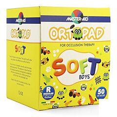 Ortopad Soft Boys Regular 85x59mm 50 Stuks