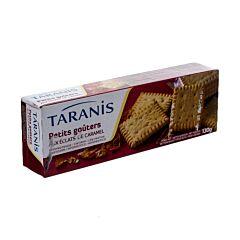 Taranis Petits Goûters aux Eclats de Caramel 130g