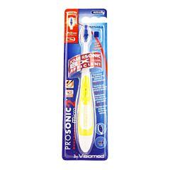 Prosonic Micro2 Brosse Dents Sonic Jaune