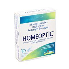 Homeoptic Irritations Oculaires 10 Unidoses x 0,4ml