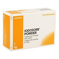 Iodosorb Powder Sach 7x 3g 66001286