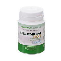 PharmaNutrics Selenium 200 100 Comprimés