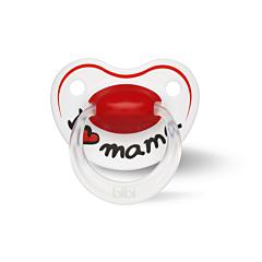 Bibi Fopspeen Happiness I Love Mama 0-6M